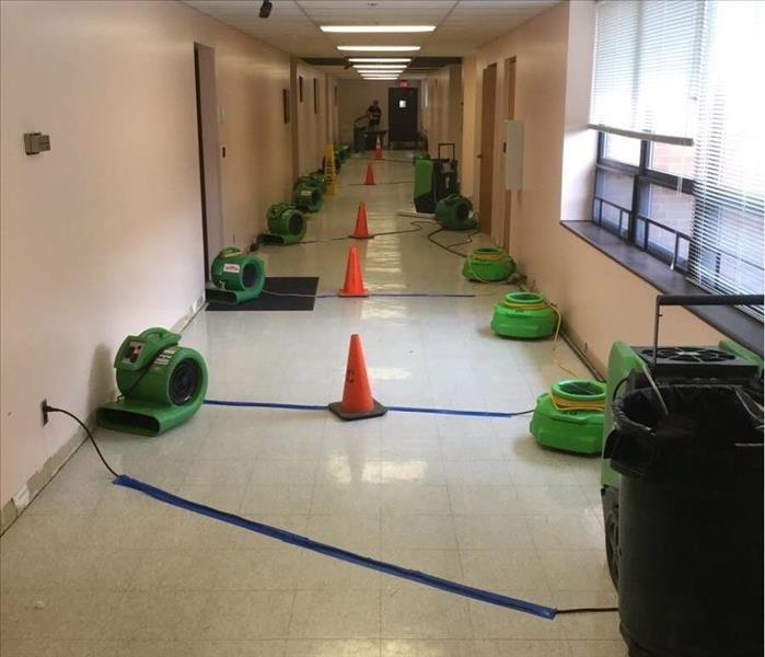 Commercial Water Damage in Creve Coeur , MO After