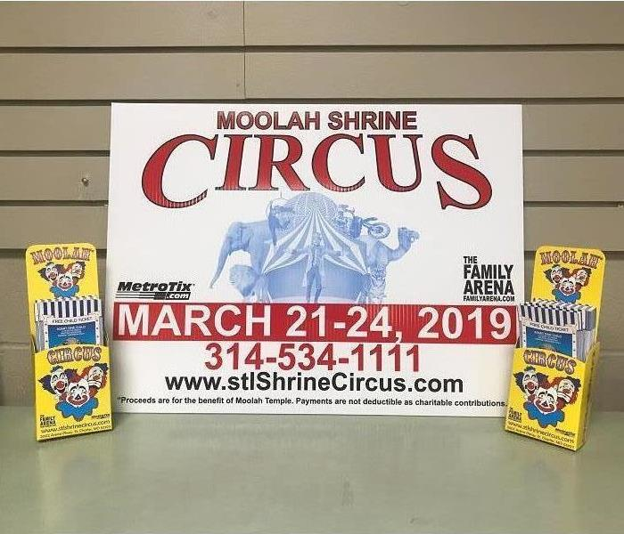 Shriners Circus 2019