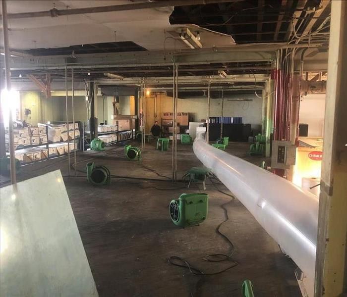Commercial Water Damage in St Louis, MO